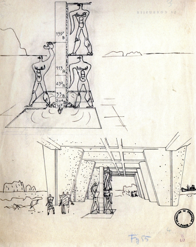 Le Corbusier - Expo Pompidou (6)