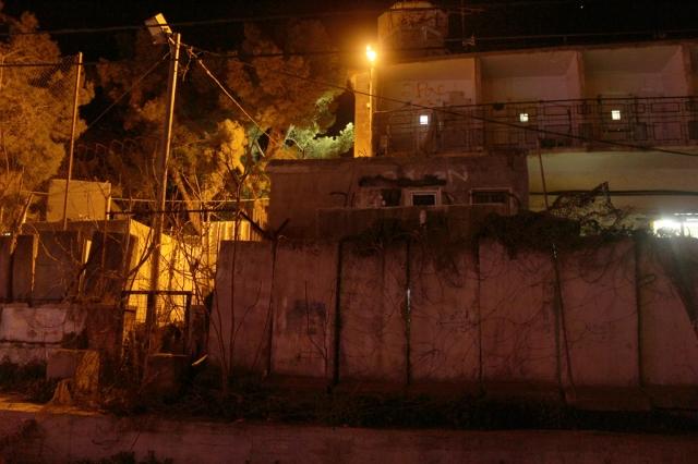 08- Israeli basis in Bethlehem (photo by Leopold Lambert)