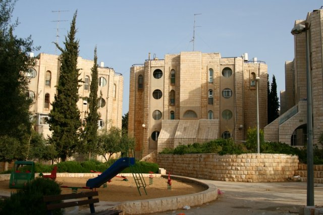 10- Gilo Settlement