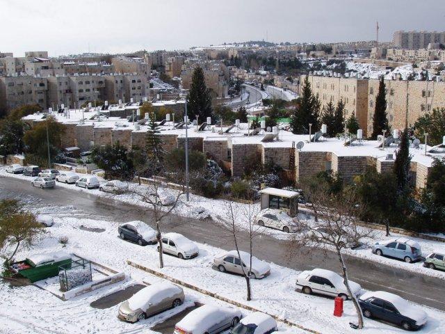 11- Gilo Settlement