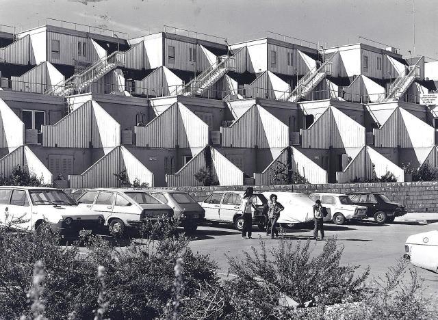 14- Gilo Settlement (Arieh Sharon)